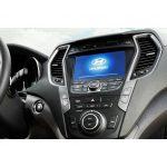 Ultra Clear kijelzővédő fólia Hyundai Grand Santa Fee