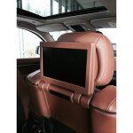 Ultra Clear kijelzővédő fólia Jeep Grand Cherokee / Dodge Ram / Chrysler 300