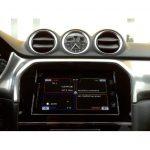 Ultra Clear kijelzővédő fólia teljes kijelzőre Suzuki Vitara