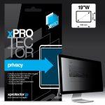 Privacy kijelzővédő fólia Monitor 19″ W (409x256mm)