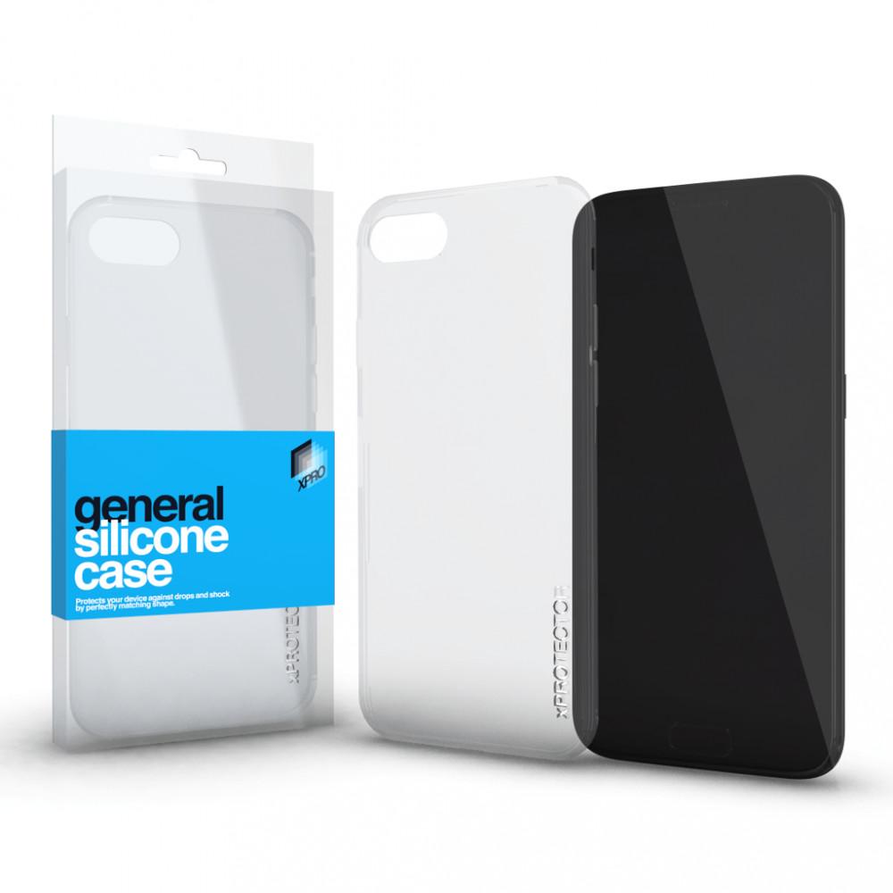 Szilikon tok Case ultra vékony 0.33 mm LG K51S készülékhez