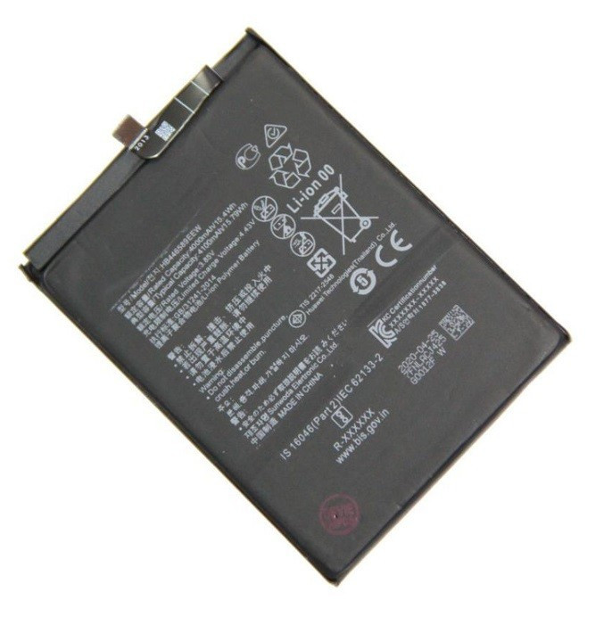 Huawei HB446589ECW (Honor Nova 6, View 30 Pro) gyári akkumulátor Li-Polymer 4000mAh