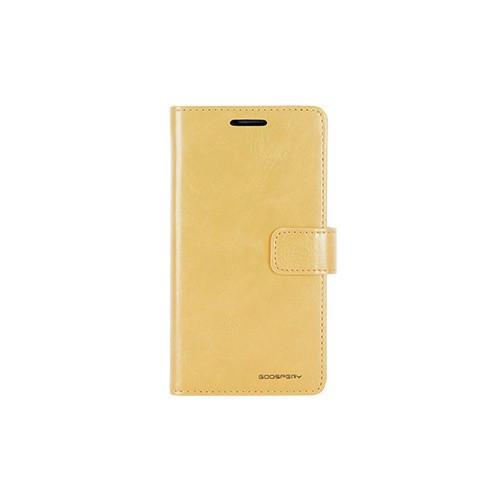 Mercury Bluemoon Diary Apple iPhone 6/6S kinyitható tok arany